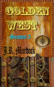 Golden West Cover Season 3
